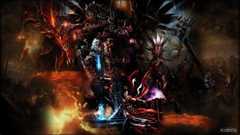 Diablo Wallpapers by Wallpaper Magic Diablo Midnight Light Darkness