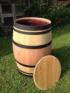 Weinfass Als Regentonne : regentonne 200 liter vom weinfass als regentonne ~ Orissabook.com Haus und Dekorationen