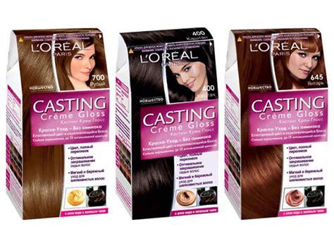 L'oreal Paris Casting Creme Gloss * Hair Color * Choice