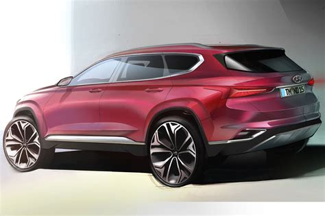 Things are always better with santa fe, in all ways. New Hyundai Santa Fe SUV: everything we know so far | CAR ...