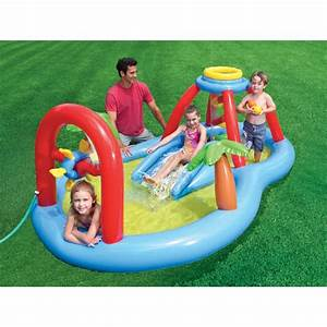Toboggan Enfant Pas Cher : piscine gonflable b b auchan ~ Dailycaller-alerts.com Idées de Décoration