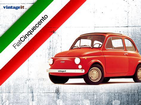 Fiat 500 Backgrounds by Fiat 500 Vintage Wallpaper Free Desktop Hd Iphone