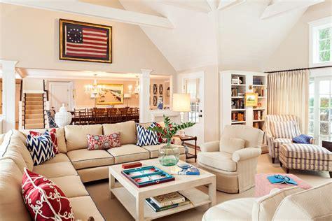 Americana Decor  Red, White, And Blue Decor Ideas For