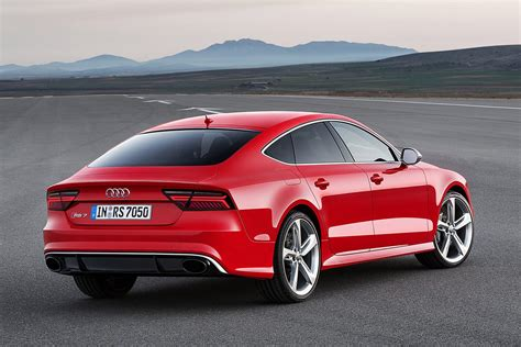 Audi's Next A7 Sportback Will Sport More Power And A