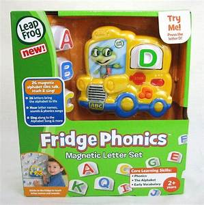 leap frog fridge phonics magnetic letter set alphabet With leapfrog fridge phonics magnetic letter