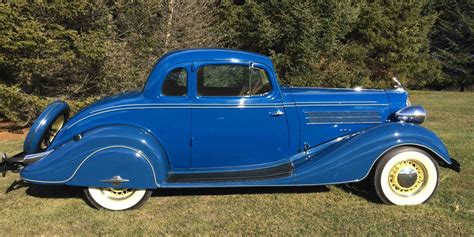 For Sale by 1935 Hudson Eight Coupe For Sale In Detroit Area Earlier