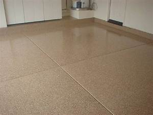 Garage flooring ideas and options garage floor finishing for Finishing garage floor options