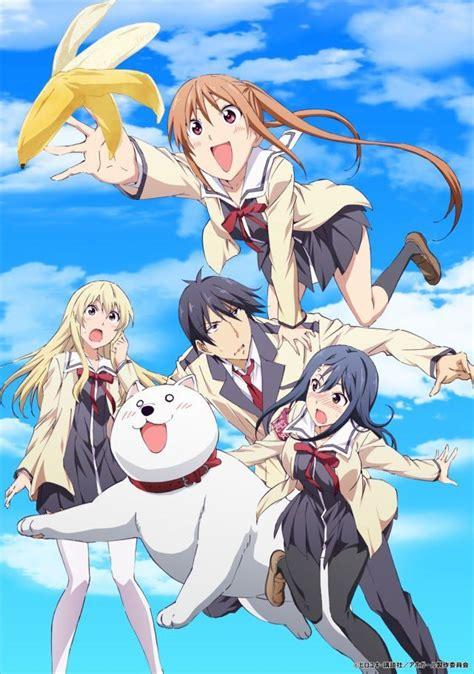 anime comedy romance genre aho girl genres comedy romance school shounen