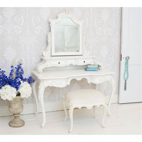 table chambre provencal grande white dressing table dressing table
