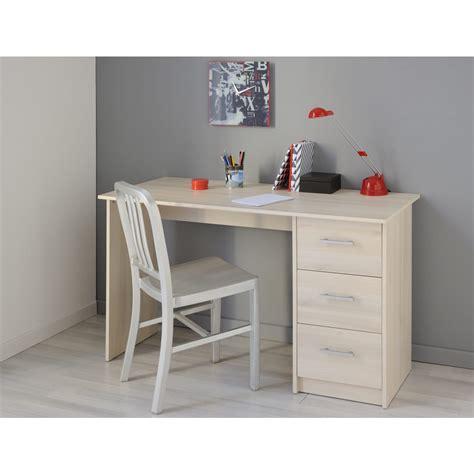auchan bureau bureau 3 tiroirs pas cher à prix auchan