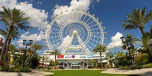 Soar High On The Orlando Eye At The Brand New I Drive 360