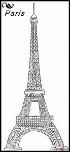 Paris Eiffel Tower Cartoon Free Download Wallpaper