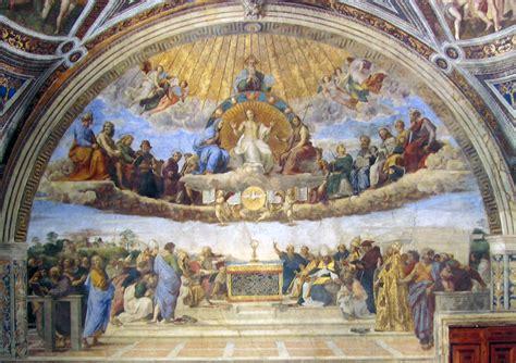 musei vaticani le stanze  raffaello romainteractive