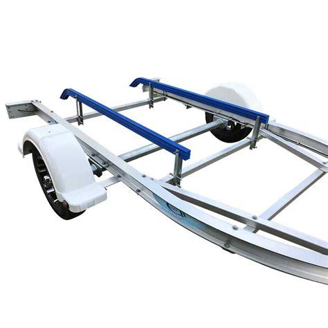 ultra high plastic boat trailer bunks wholesale boat bunks