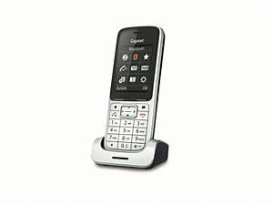 Telefon über Pc : schnurloses dect telefon gigaset sl450hx dect telefon ~ Lizthompson.info Haus und Dekorationen