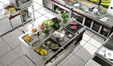 normes cuisine professionnelle matériel de restaurantion equipement chr cuisine