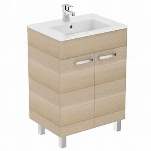 ulysse e3255 e3255 ensemble meuble lavabo plan With meuble ulysse ideal standard