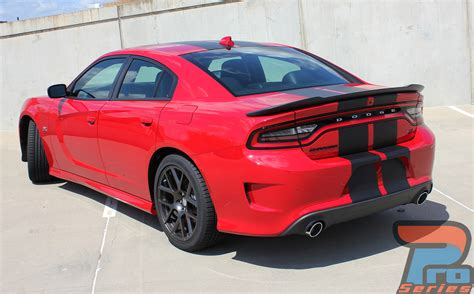 N CHARGE RALLY S PACK   Dodge Charger Racing Stripes