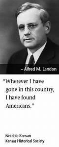 1000+ images ab... Alf Landon Famous Quotes