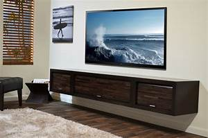 Wall Mounted Entertainment Console
