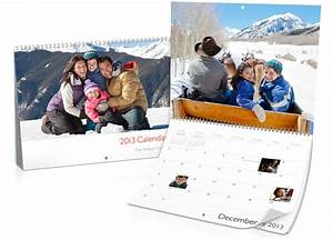 Nttblog make holiday photo books and calendars on your for Iphoto calendar templates
