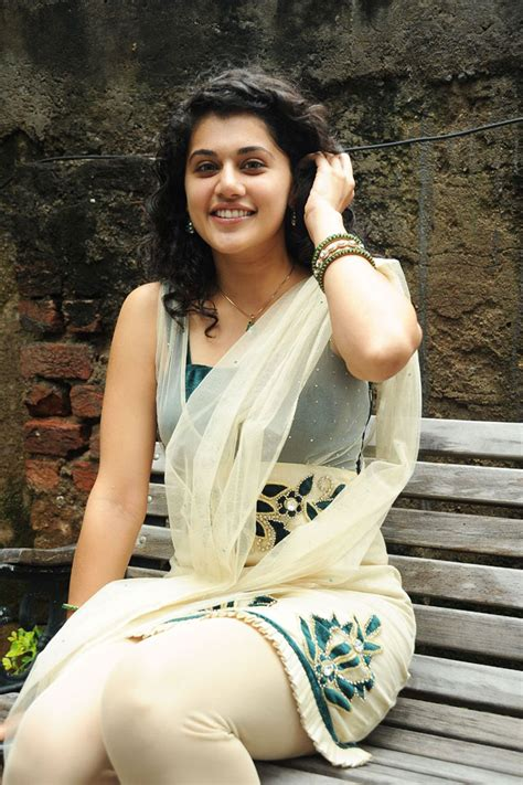 Tapsee Pannu Hot Pics Hot Cine Pics