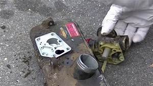How To Replace Diaphragm And Gasket On Briggs And Stratton
