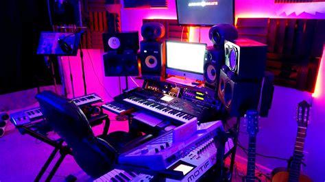 Home Recording Studio : Recording Studio-youtube