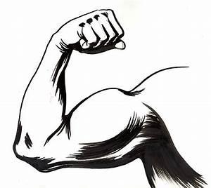 Flexing Muscles Clip Art, Vector Images & Illustrations ...