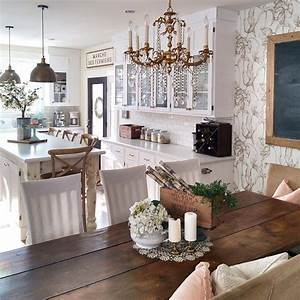 50, French, Country, Kitchen, Decor, You, U0026, 39, Ll, Love, In, 2020