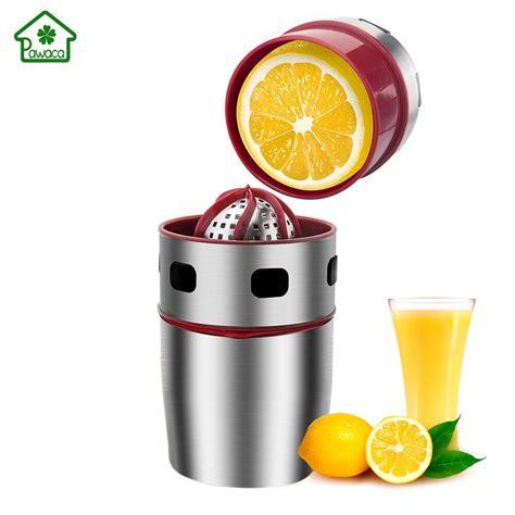 juicer manual squeezer fruit press juice stainless orange steel hand lemon citrus oranges squeezers lemons