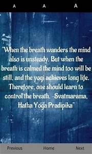 Quotes About Breathing  Quotesgram