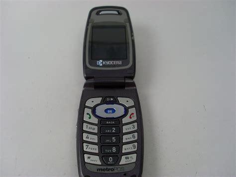 metro pcs flip phones metro pcs kyocera cyclops k312p cdma flip phone other