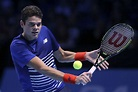 Milos Raonic blasts past Gael Monfils in London | TENNIS.com - Live Scores, News, Player Rankings