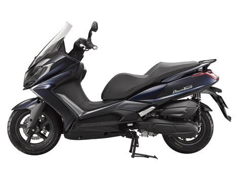 Modification Kymco Downtown 250i by Emos Launches New Kymco Downtown 250i From Rm22 790