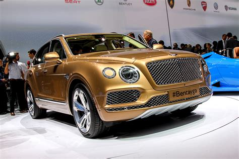 Bentley Bentayga Hd Picture by Bentley Bentayga 2016 Hd Wallpapers Free