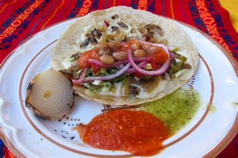 Vegetarian Survival Guide To Mexico