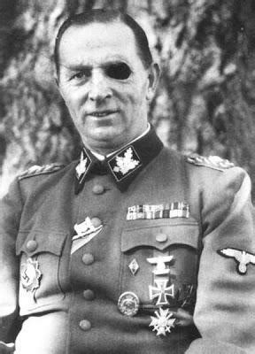 Most Decorated German Soldier by German Forces Much Decorated General