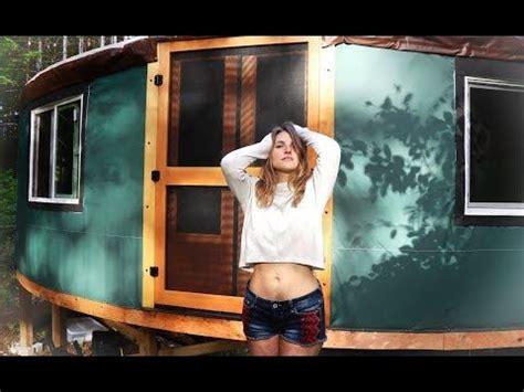 pin  laurence rossi martin  maison     grid yurt grid