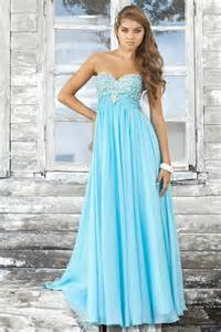 designer ballkleider light blue prom dress designs