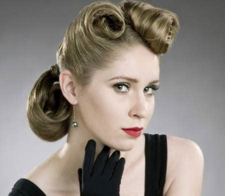 1950s Popular Hairstyles by Hairstyles That Defined The Best Of The 1950s