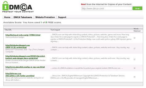dmca website protection pro dmcacom