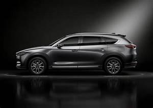 Mazda Cx 8 : 2018 mazda cx 8 unveiled with a diesel engine ~ Medecine-chirurgie-esthetiques.com Avis de Voitures