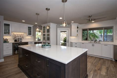 tempe designbuild kitchen remodeling pictures beforeafter