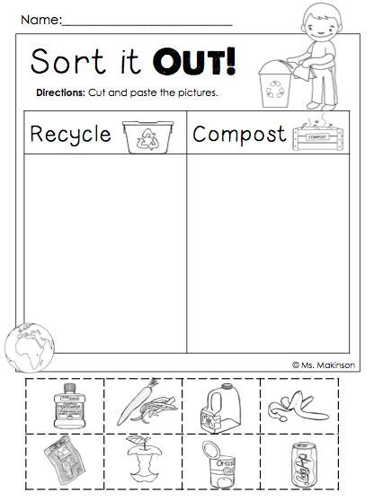 earth day free kindergartenklub earth day activities earth day worksheets earth day