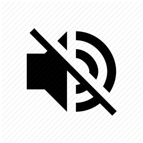 No Sound by No Sound Silence Sound Icon