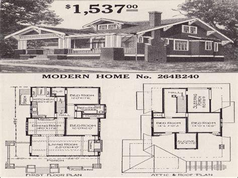 sears bungalow  bedroom sears craftsman bungalow home plans craftsman style home floor
