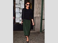 Victoria Beckham named 'greatest style icon' Independentie