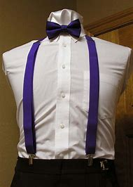 Men with Suspenders and Bow Ties