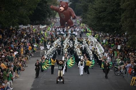 definition of homecoming for high school baylor university media communications news